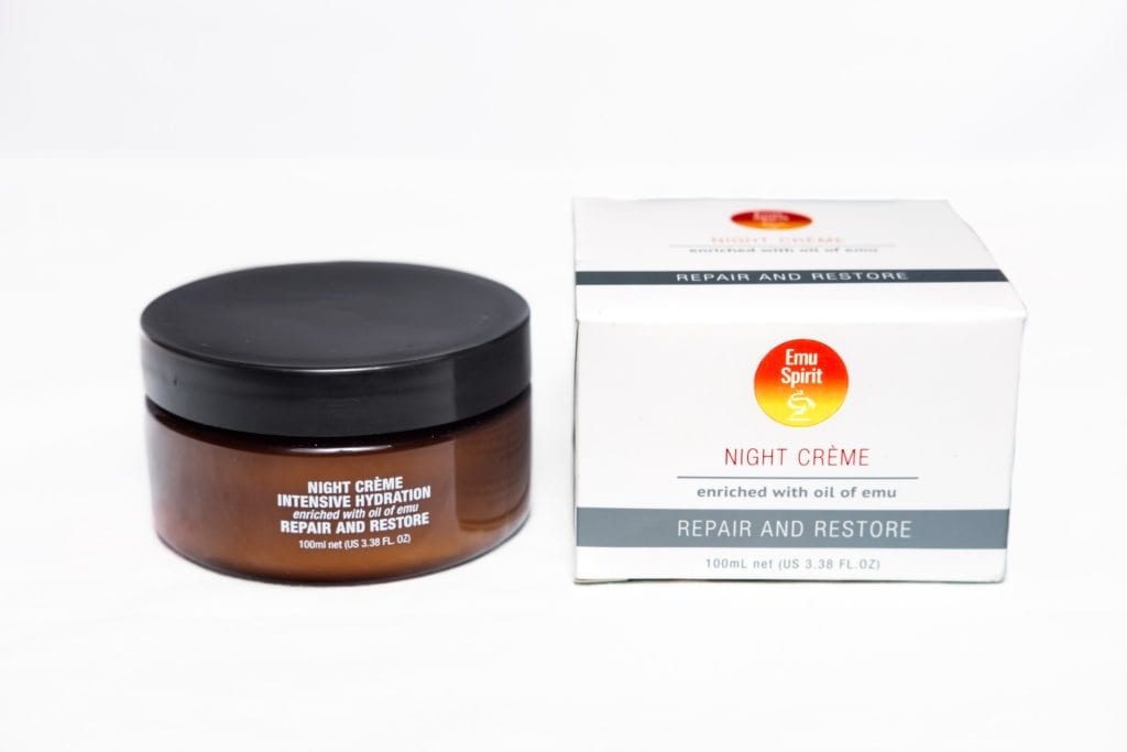 Night Crème Intensive Hydration Repair and Restore