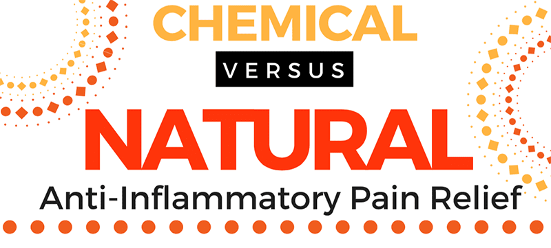 Natural vs Chemical Anti inflammatory